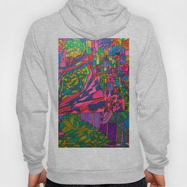Many Exciting Shapes and Colors All in One Hoody