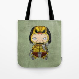 A Boy - Predator Tote Bag