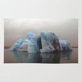 iceberg. Rug