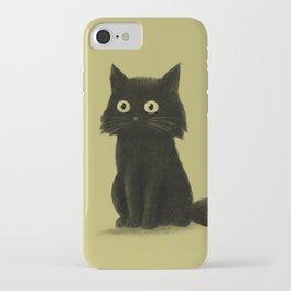 Sitting Cat iPhone Case