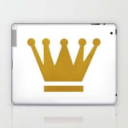 Crown Laptop & iPad Skin