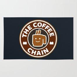 The Coffee Chain Rug
