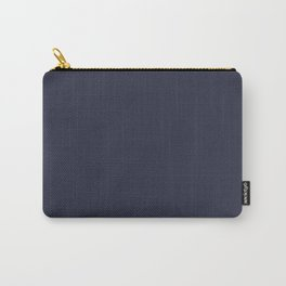 Peacoat Color Accent Carry-All Pouch