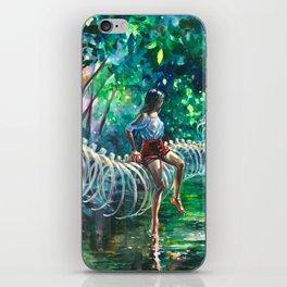 Dopamine Jungle iPhone Skin