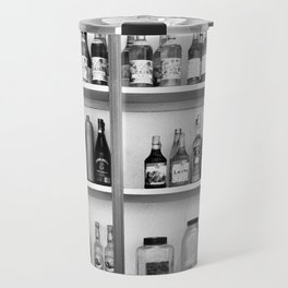 Liquor bottles Travel Mug