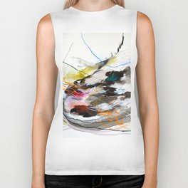 Day 56: Move gently with nature and things will fall into their rightful place. Biker Tank