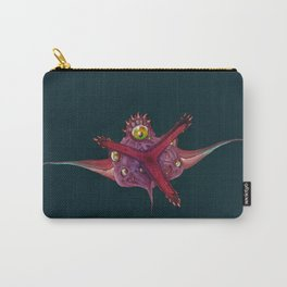 Bubble Monster Carry-All Pouch