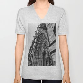 Cathedral Church of St. John the Divine III Unisex V-Neck