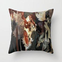 copselove Throw Pillow