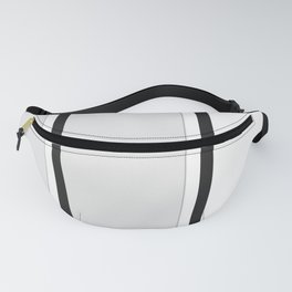 TX , abstraction Fanny Pack