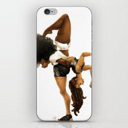 Yoga & Yogi iPhone Skin