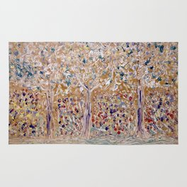 Allegory Painting Rug