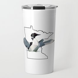 Minnesota – Common Loon Travel Mug