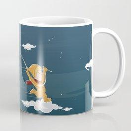 The Sand Kid Coffee Mug