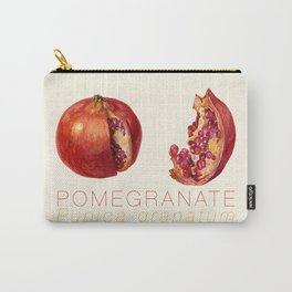 Pomegranate, Punica granatum Carry-All Pouch