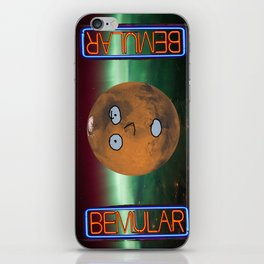 Mars full iPhone Skin