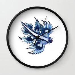 Glaucus atlanticus Wall Clock