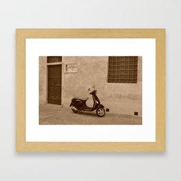 European Travel Framed Art Print