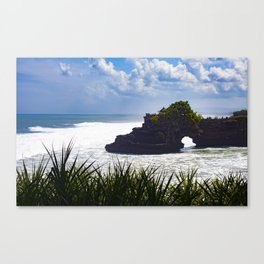 Balinese Seascape Canvas Print