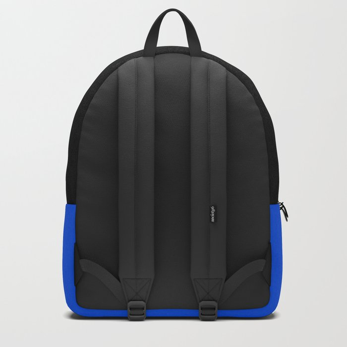 A blue hope 2 Backpack