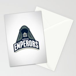DarkSide Emperors Stationery Cards