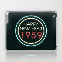 Happy New Year 1959! Laptop & iPad Skin