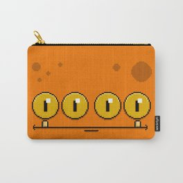 Stumpy (pixel) Carry-All Pouch