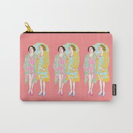 Rose Delaunay Carry-All Pouch