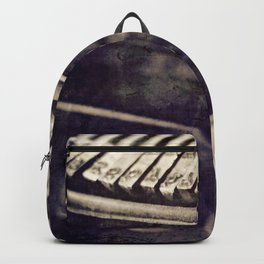 creation of a word Backpack