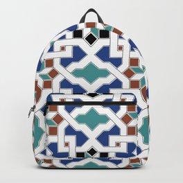 Geometric Pattern - Oriental Design Pt. 7 Backpack