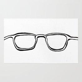 Four Eyes - B/W Rug