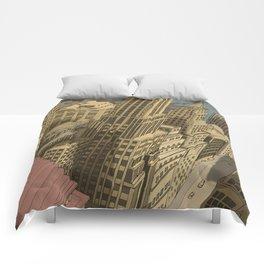 New York, Neeeew Yooooork!! Comforters