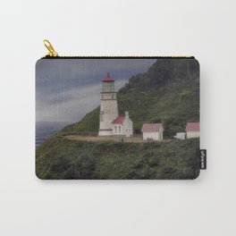 Heceta Head Lighthouse - Oregon Carry-All Pouch
