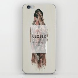 The Chainsmokers Closer iPhone Skin