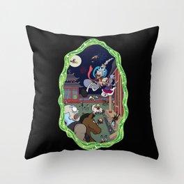 Mulan Sauce Throw Pillow
