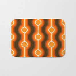 Golden Canyon Drops Bath Mat