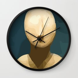 Cycladic 1 Wall Clock