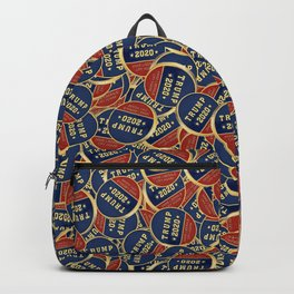 Trump 2020 Collage Backpack