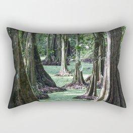 Bornean Rainforest Rectangular Pillow