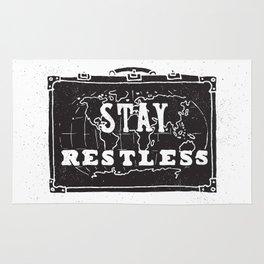 Stay Restless... Rug