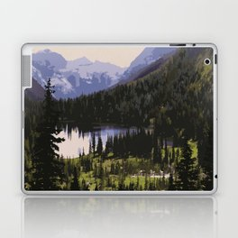 Waterton Lakes National Park Laptop & iPad Skin