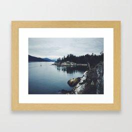 Whytecliff Framed Art Print