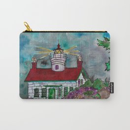 Battery Point Lighthouse Carry-All Pouch