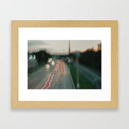 Madison Framed Art Print