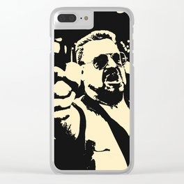Walter's rules Clear iPhone Case