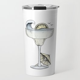Summer Cocktail Travel Mug