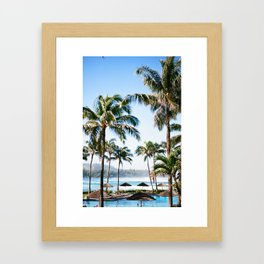 Turtle Bay Memories Framed Art Print