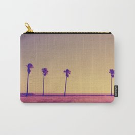 Four Palms In Paradise Carry-All Pouch