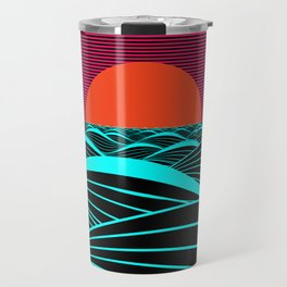 Don't let the sun go down on me Travel Mug