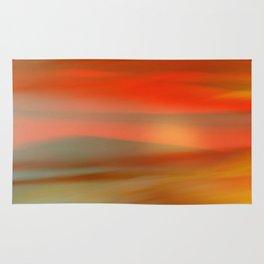 Desert Sunrise Rug